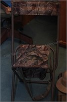 camping stools &chairs, bug net etc