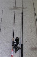 Fishing Rods: Berkley & Shakespeare