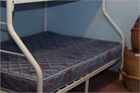Bunk beds  (upper twin / lower full)