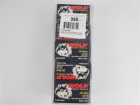 Wolf .223 Remington 500 Count Pack