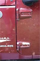 2008 JEEP WRANGLER SAHARA - 166,320 KMS