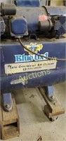 McKesson Blue Ox 1 oil is compressed 1 hp air