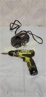 Rockwell 12V cordless drill set