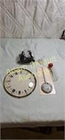 Assorted clock buoding & repair kits - clock face