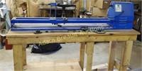 Cummins 1000M/M wood lathe, 350w, 39 inch max