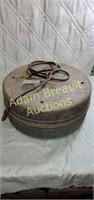 Vintage Brower Mfg Model 11400-3 galvanized egg
