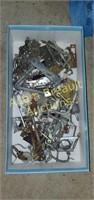 Box lot - assorted vintage Hardware