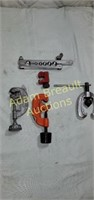 Assorted pipe cutters, flaring tool, bearing