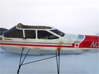 Remote Controlled Nitro Plane
