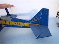 Remote Controlled Bi-Plane