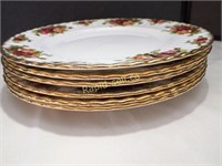 Old Country Roses Dinner Plates