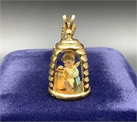 Hummel Miniature Honey Lover Pendant