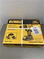 Dewalt 20v Hammer Drill Kit, NIB