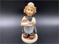 Goebel Hummel #1633 Maid To Order HUM 2091