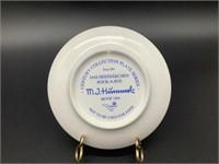 Mini Hummel Plate Rock-A-Bye HUM 894