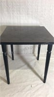 Small Vintage Side Table 16x15x15