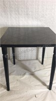 Small Vintage Side Table 16x15x15 - marches prior