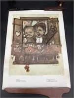 Sister Maria Innocentia Hummel Art Print
