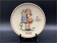 Hummel Plate 1980 Annual Plate HUM 273