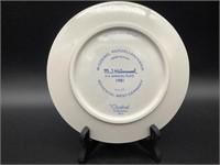 Hummel Plate 1981 Annual Plate HUM 274