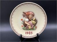 Hummel Plate 1985 Annual Plate HUM 278