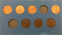 Cents Collection- Partially Complete