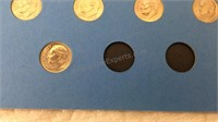 Roosevelt Dimes Collection 1965+ Partially
