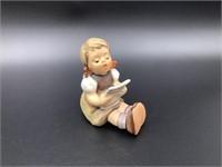 Goebel Hummel Girl with Sheet Music HUM 389