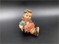 Goebel Hummel Boy with Accordion HUM 390