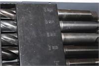 """Drill index - taper drills 49/64 to 1"""""""
