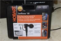 Hobart Handler 190 Mig welder & Spool Gun w/ Acc.