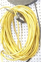 extension cord - Heavy duty 50' w/ 3 outlet end