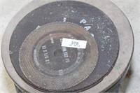"""12"""" Metal Cutoff discs"""