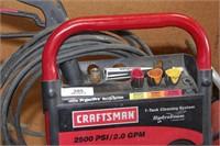 Craftsman 2500PSI power washer