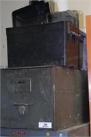 Tool cases & crates Empty