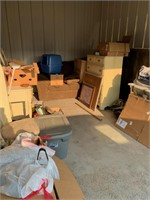 ONLINE ONLY STORAGE AUCTION