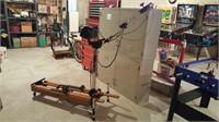 NordicTrac ski machine