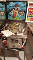 Flash pinball machine (project or repair)