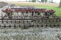 McKee 15ft Cultivator w/Tine and Rolling Harrows