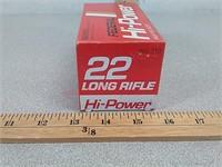 500 rds federal 22 lr ammo ammunition