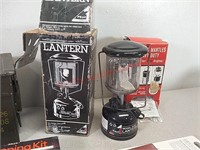 Ammo can, lantern, mantles, gun cleaning