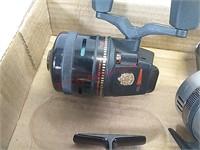 Fishing reels, abu garcia, Mitchell, oreno