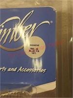 Three, NEW Kimber seven round magazines 45 ACP