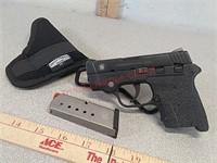 Smith & Wesson Bodyguard 380 ACP pistol handgun