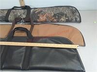 3 -soft gun cases