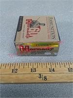 25 rds Hornady custom 380 auto ammo ammunition