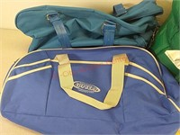 Sleeping bag & 2 bags