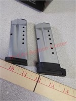 Smith & Wesson M&P 9 Shield 9 mm pistol handgun