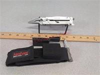 Kershaw multi tool pliers with sheath & bit