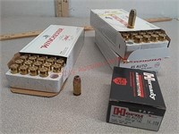 45 Auto ammo ammunition Winchester, Hornady
